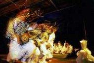 墨的獅子舞